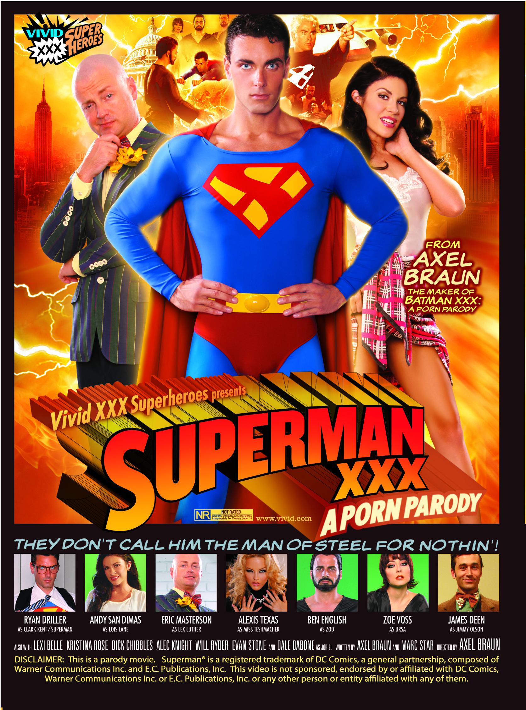 Супергёрл xxx пародия supergirl xxx пародия 2011 года dvdrip 8 фотография