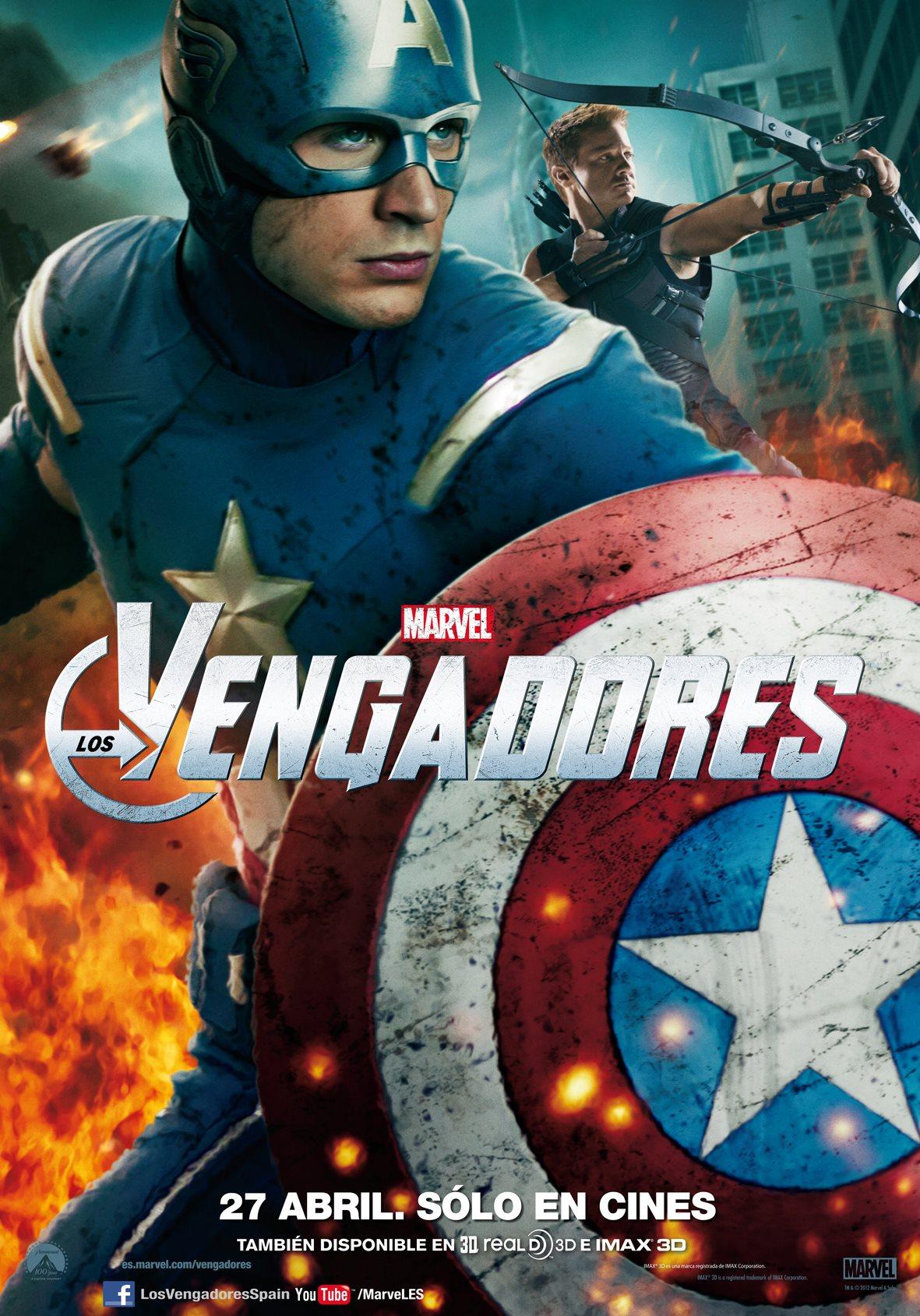 Los Vengadores En Espanol