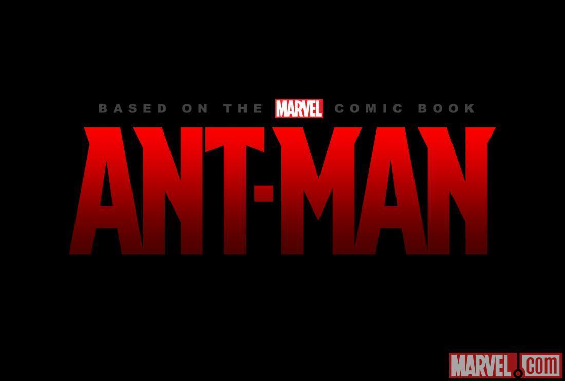 Ant-Man Logo 01