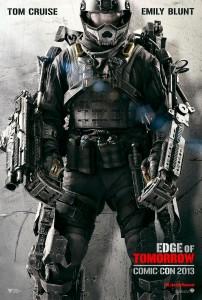 SDCC Edge of Tomorrow Poster 01