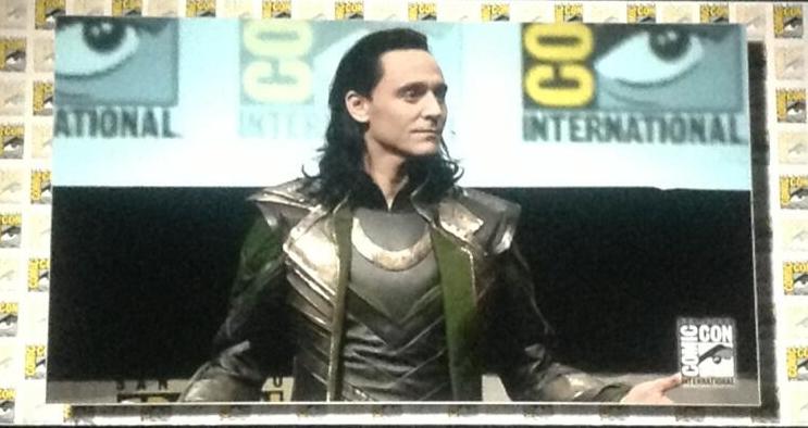 Thor TDW Comic Con 01