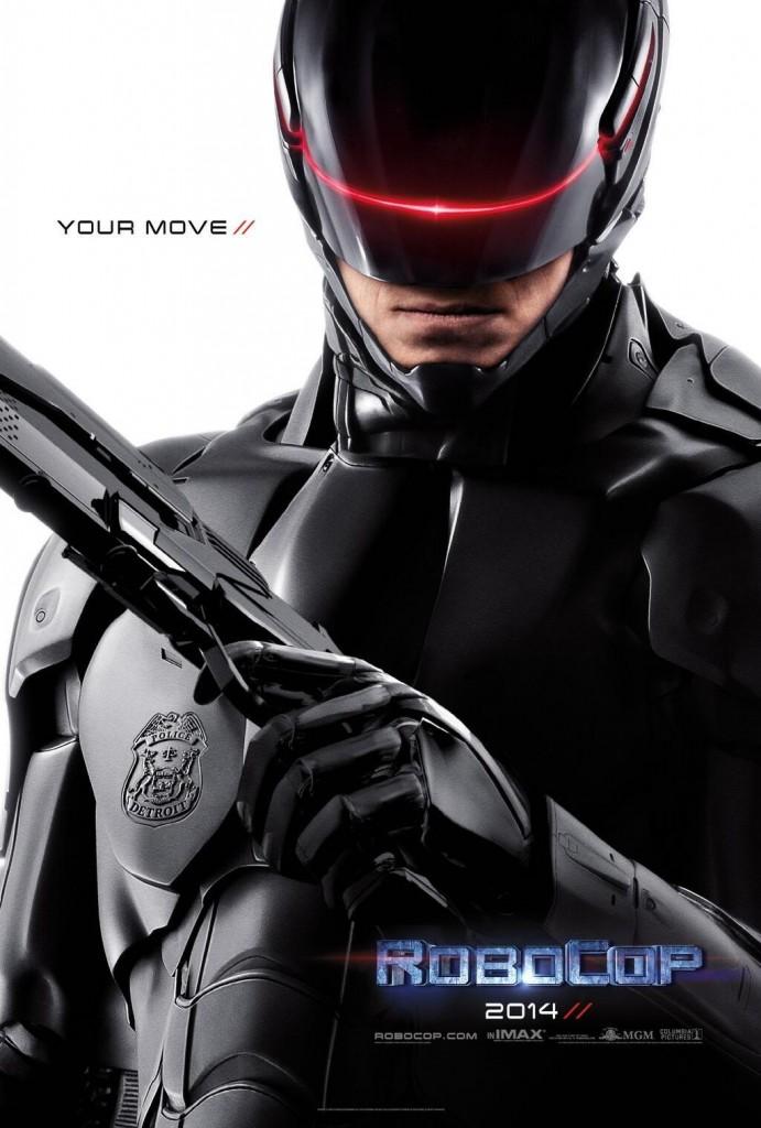 Robocop Poster 01