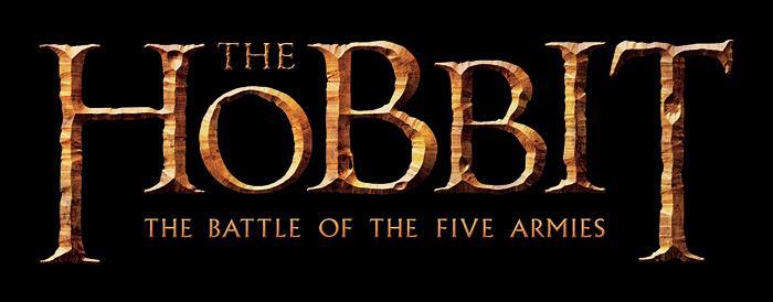Hobbit 3 Logo 01