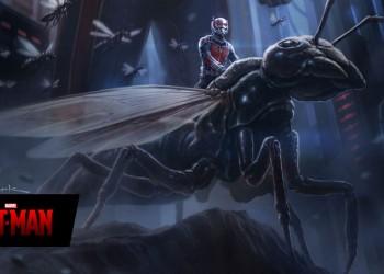 """Comienza oficialmente la producción de """"Ant-Man"""""""