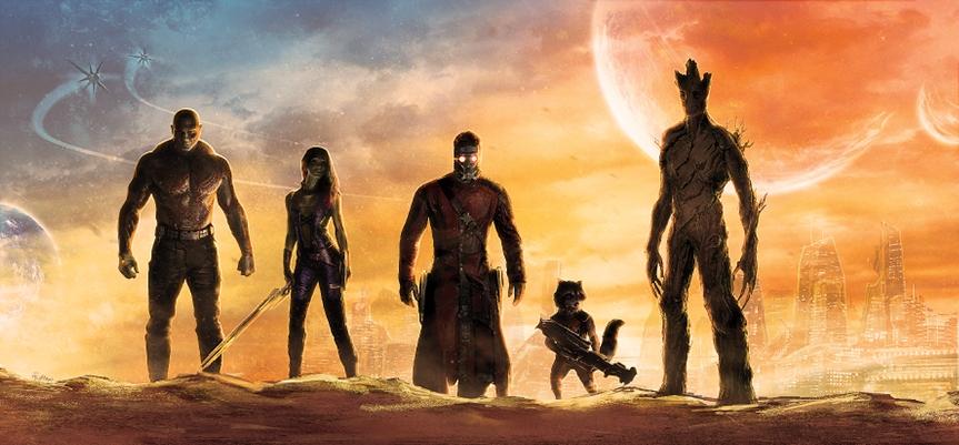Guardianes De La Galaxia Detalles Cameos Y Huevos De Pascua