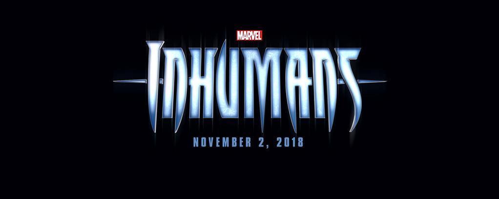 Inhumans Logo 01