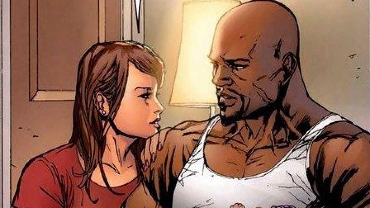 Jessica Jones Luke Cage 01