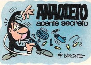 """Tráiler de """"Anacleto: Agente Secreto"""""""