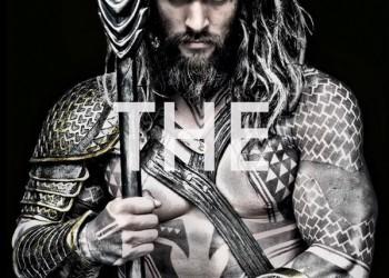 """Con ustedes, Jason Momoa como """"Aquaman"""""""