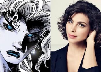 """Morena Baccarin firma por """"Deadpool"""""""