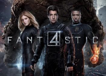 """Nuevo póster de """"4 Fantásticos"""""""
