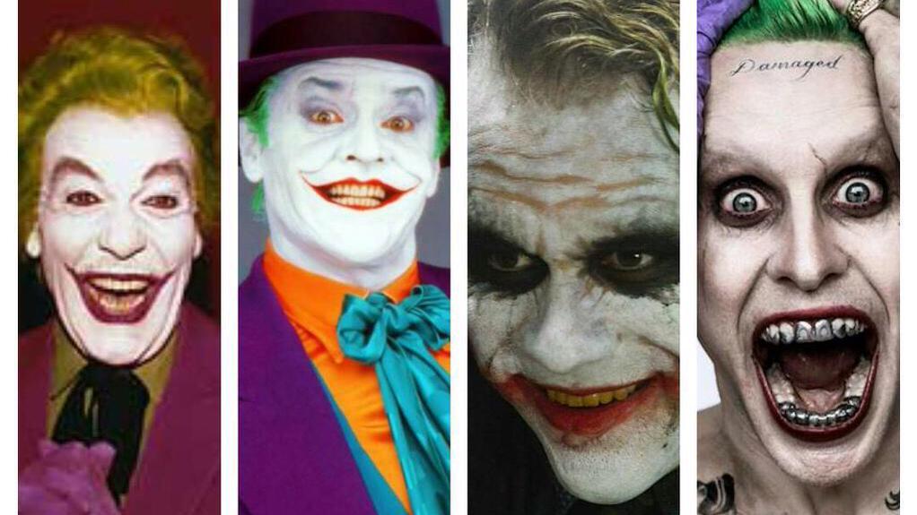 Suicide Squad Joker 01