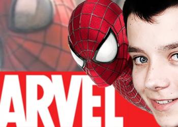 """Parece que Asa Butterfield será el nuevo """"Spider-Man"""""""
