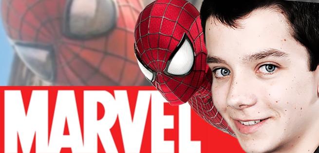 Spider-Man MCU Banner 02