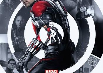 """Cameos importantes en los nuevos carteles de """"Ant-Man"""""""