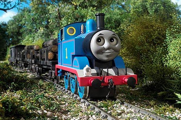A-M Train 01