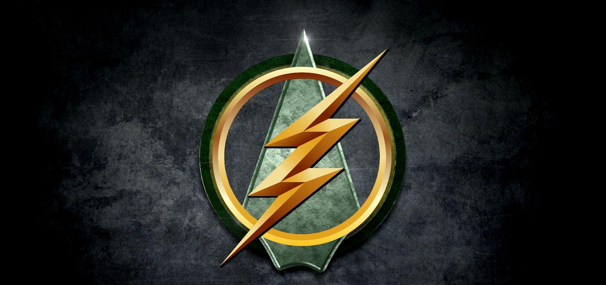Arrow Flash Logo 01