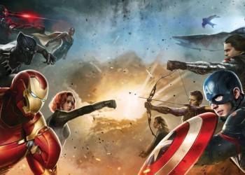 """Los equipos de """"Capitán América: Civil War"""""""