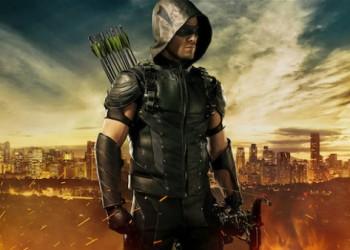 """Tráiler de la cuarta temporada de """"Arrow"""""""