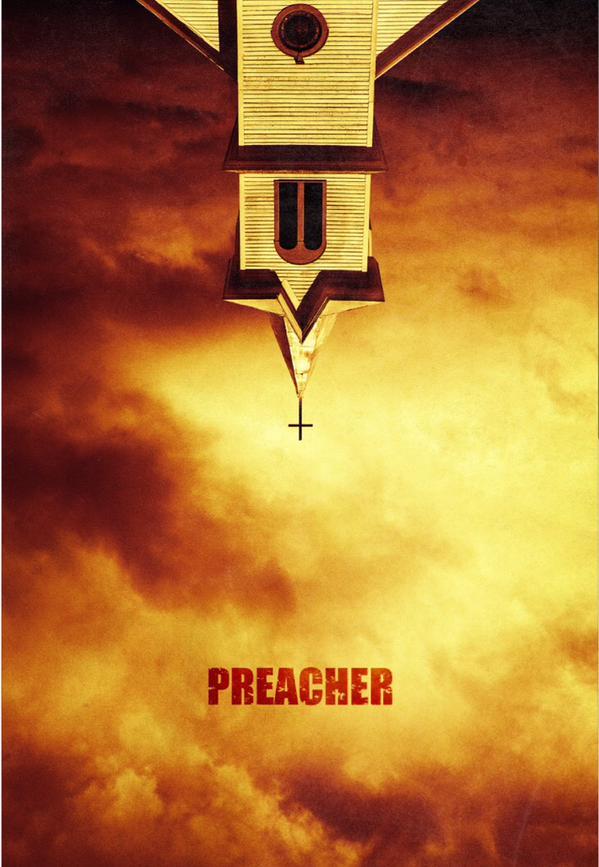 Preacher Teaser Poster 01
