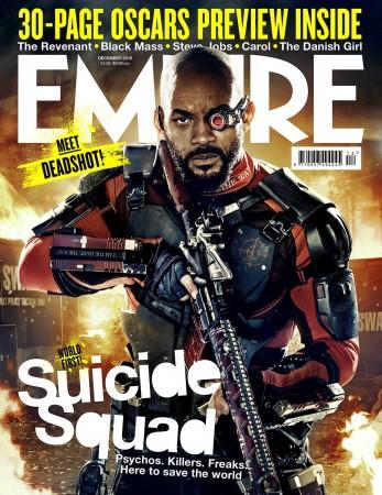 Suicide Squadron Cover Deadshot 01