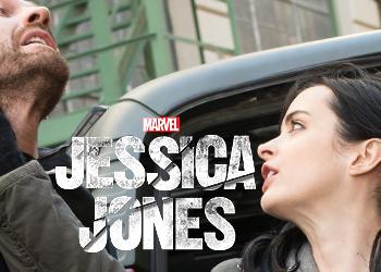 """Nuevo tráiler de """"Jessica Jones"""""""