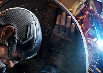 """[Act #1] Teaser tráiler de """"Capitán América: Civil War"""""""