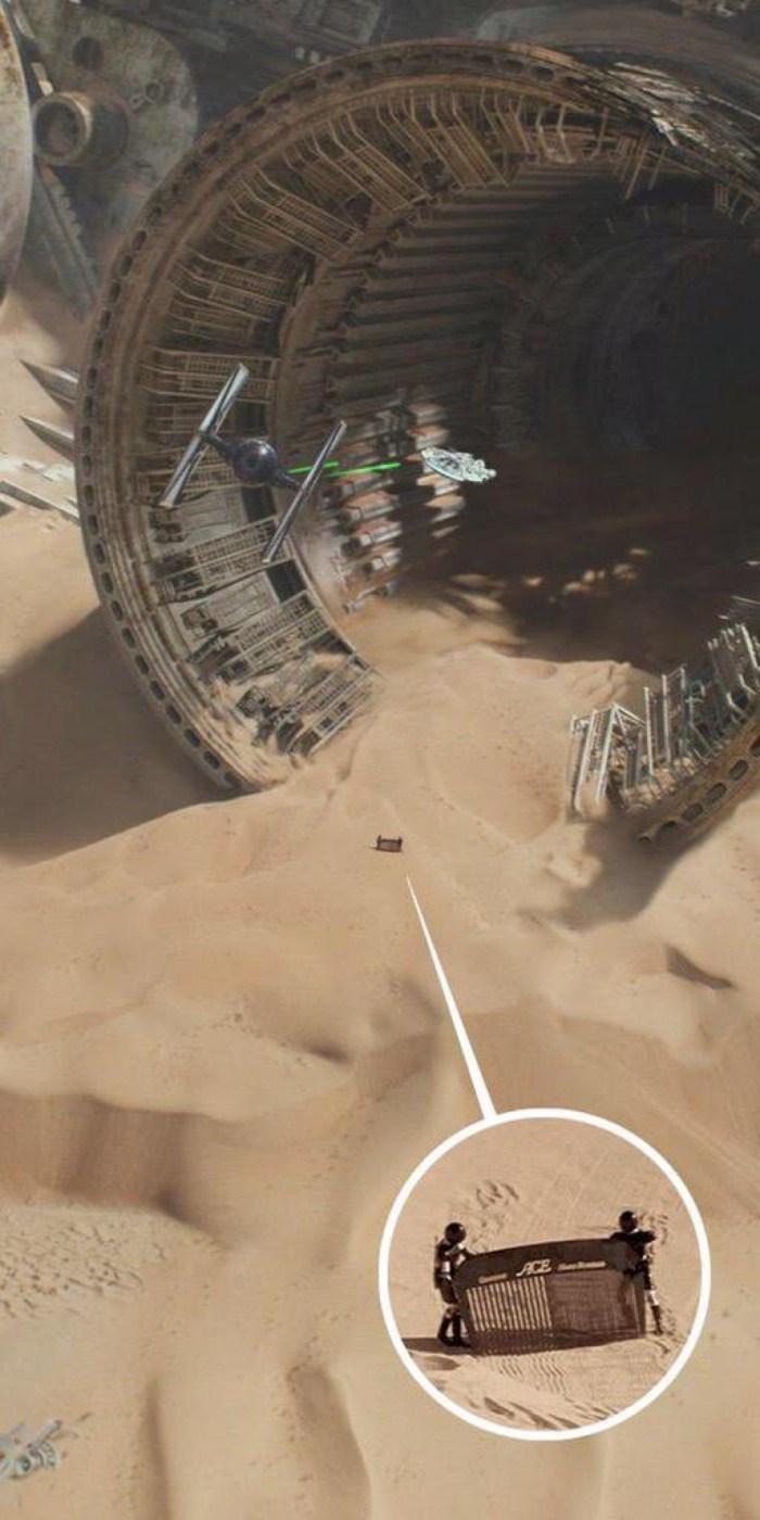 Star Wars The Force Awakens Spaceballs 01