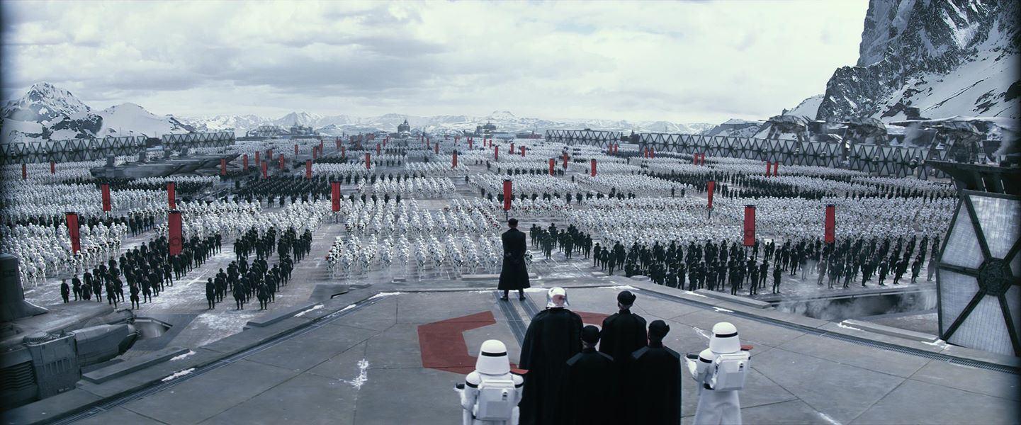 Star Wars The Force Awakens Starkiller 01