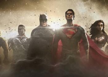 """Warner y The CW presenta a la """"Liga de la Justicia"""""""