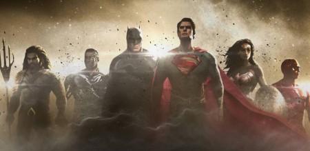 Justice League Banner 01