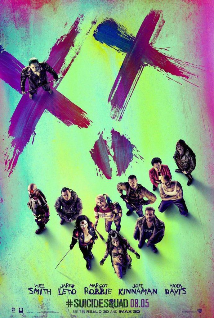 Suicide Squad Poster 12