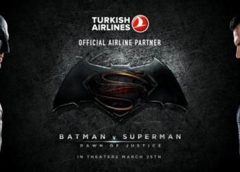 Viaja a Gotham y Metrópolis con Turkish Airlines