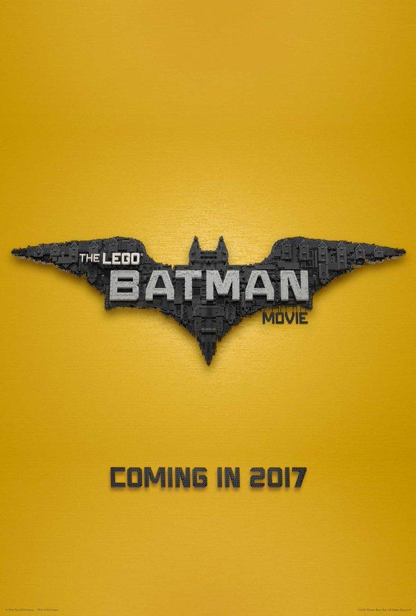 LEGO Batman Teaser Poster 01