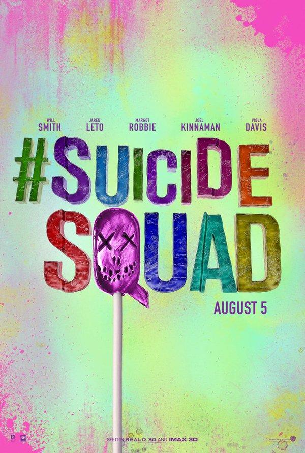 Suicide Squad Poster 13