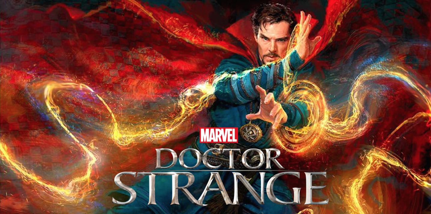 Dr Strange Banner 01