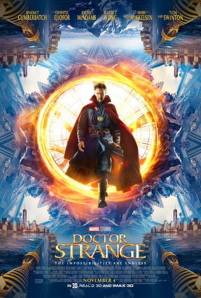 Dr Strange Poster 01