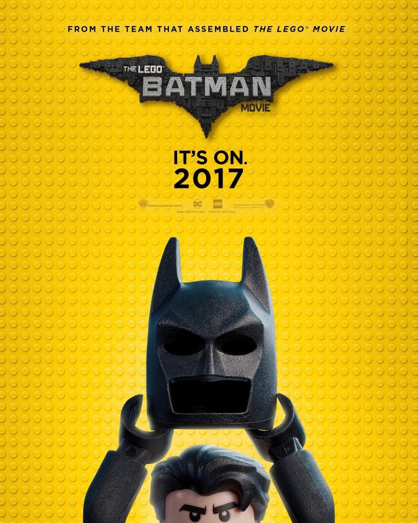 LEGO Batman Poster 01