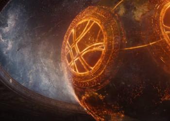 """Tráiler IMAX de """"Doctor Extraño"""""""