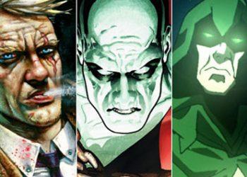 """Tráiler de """"Justice League Dark"""""""