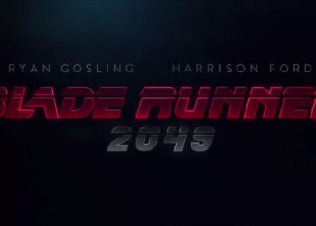 """Teaser tráiler de """"Blade Runner 2049"""""""