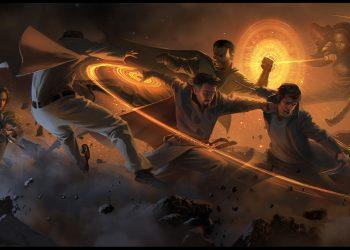 """Diseños conceptuales de """"Doctor Strange"""""""