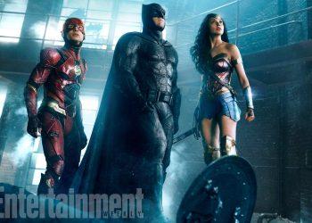 """Nueva imagen de """"Justice League"""""""