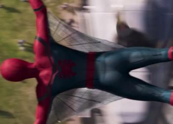 "Adelanto del tráiler de ""Spider-Man: Homecoming"" que veremos mañana"