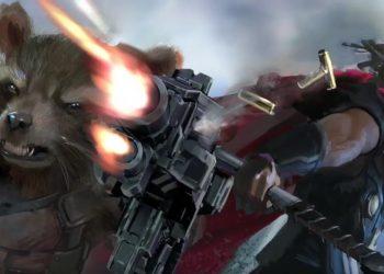 """Primer vistazo al inicio de producción de """"Vengadores: La Guerra del Infinito"""""""