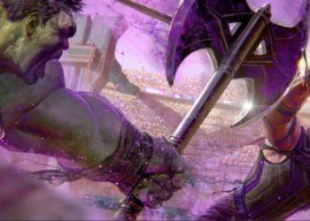 """Diseños conceptuales de """"Thor: Ragnarok"""" y """"Black Panther"""""""
