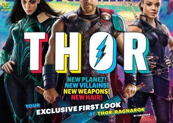 """Primeras imágenes de """"Thor: Ragnarok"""""""