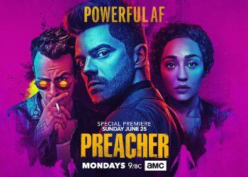 """Imágenes promocionales de la 2T de """"Preacher"""""""
