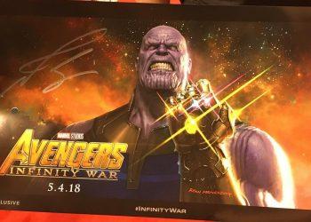 'Vengadores: la Guerra del Infinito' invade la D23 Expo con el tráiler, el póster y más sorpresas