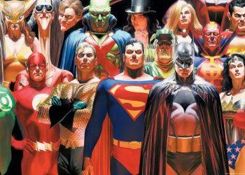 [SDCC17] El nuevo póster de la 'Liga de la Justicia' homenajea a Alex Ross